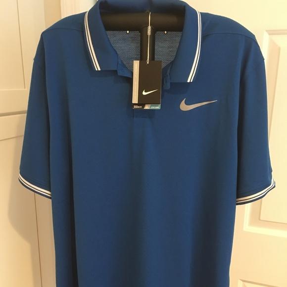 b52ed5307 Nike Men s Dri-Fit Polo